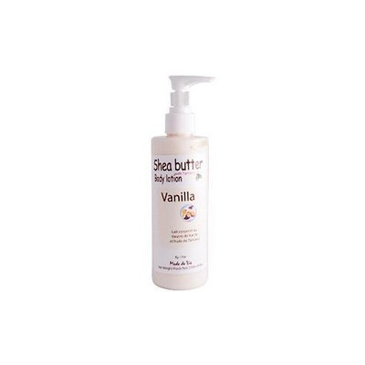 Mode De Vie Body Lotion With Shea Butter-Vanilla (Manufacturer Out of Stock- NO ETA)