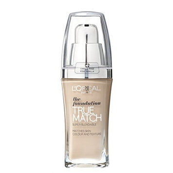 Make-up L'Oreal Paris True Match Liquid Foundation 30ml-C2 Rose Vanilla []