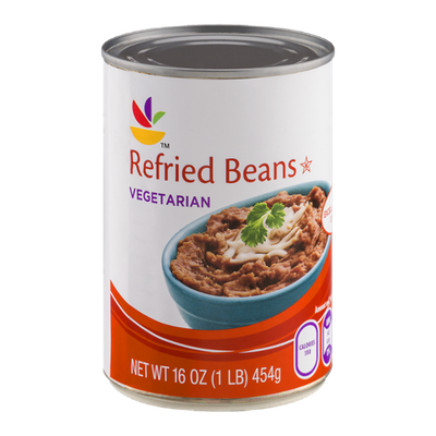 Ahold Refried Beans Vegetarian