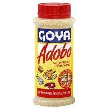 Goya Foods Adobo Seasoning with Pepper, 28-Ounce