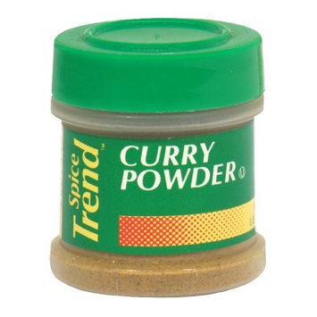 Spice Trend Curry Powder, 0.8-Ounce (Pack of 6)