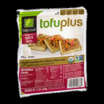 Nasoya Tofu Plus Organic Tofu Extra Firm