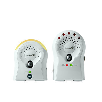 Safety 1st Sure Glow Audio Baby Monitor