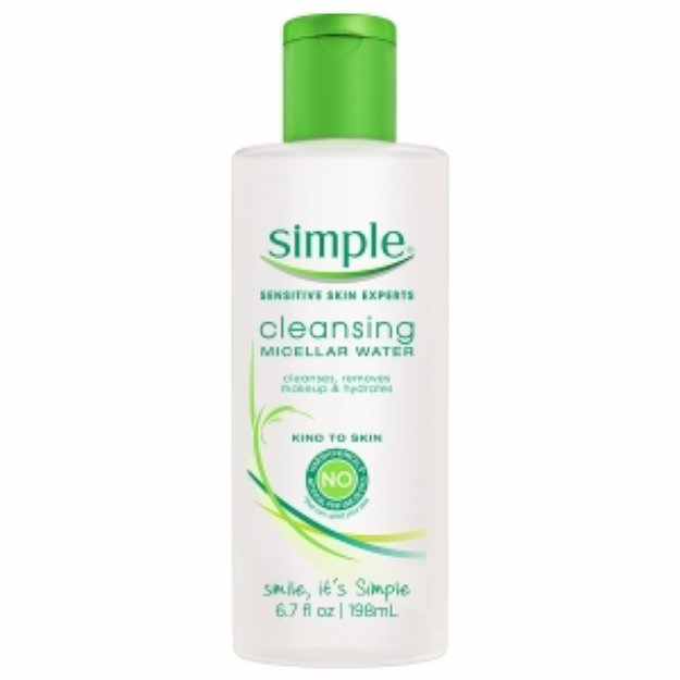 ​Simple® Micellar Cleansing Water