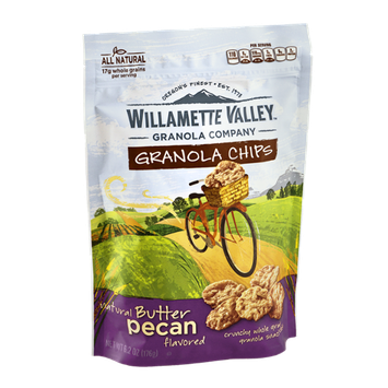 Willamette Valley Granola Chips Natural Butter Pecan