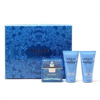 Versace Man Eau Fraiche 3-Piece Gift Set