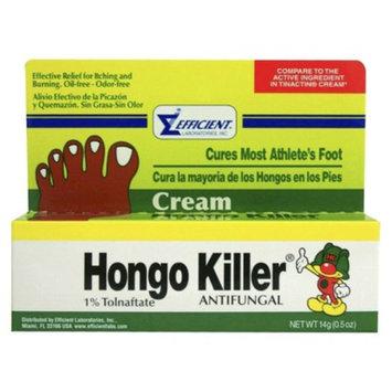 Hongo Killer Antifungal Foot Cream - 0.5 oz