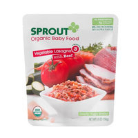 Sprout Organic Baby Food:  3 Advanced: Meals with Texture