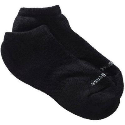 No Nonsense Women's BREATHE Cush No-Show Socks, 3pk