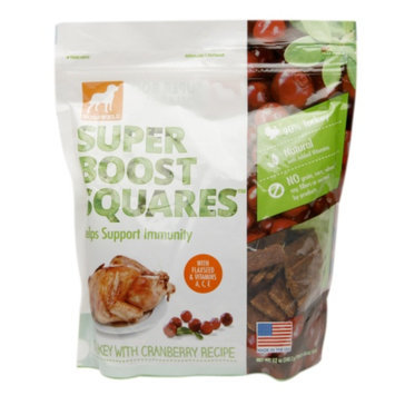 Dogswell Super Boost Squares Turkey with Cranberry