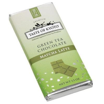 TASTE OF KYOTO Matcha Latte Green Tea, Chocolate, 1.50 Ounce