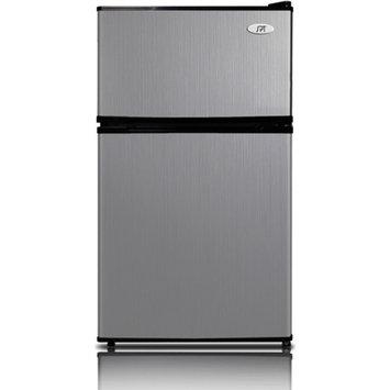 SPT Sunpentown 3.1-cu. ft. Double Door Refrigerator