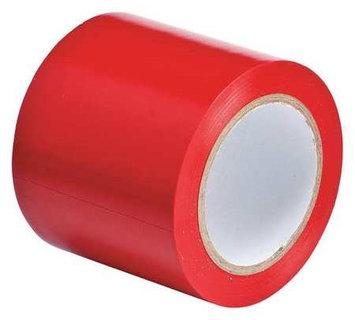 BRADY 102836 Aisle Marking Tape, Roll,4In W,108 ft. L