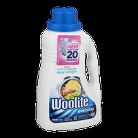 Woolite Laundry Detergent Everyday Clean Fresh Scent