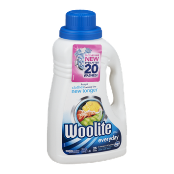 Woolite Laundry Detergent Everyday Clean Fresh Scent