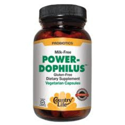 Country Life - Power-Dophilus - 100 Vegetarian Capsules Daily Deal