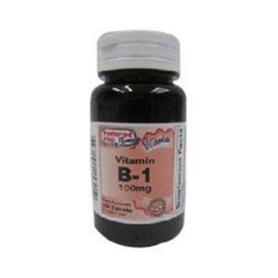 Preffered Plus Products Vitamin B-1 TABS 100 MG ***KPP Size: 100