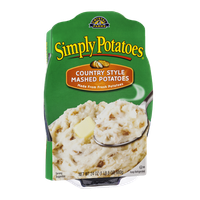 Simply Potatoes Country Style Mashed Potatoes