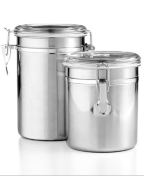 Tools Of The Trade Tools of the Trade Set of 2 Food Storage Canisters