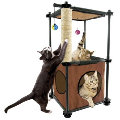 Sportpet Kitty City Tower