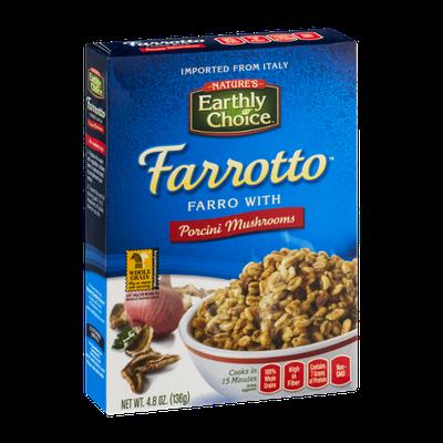 Nature's Earthly Choice Farrotto Porcini Mushrooms