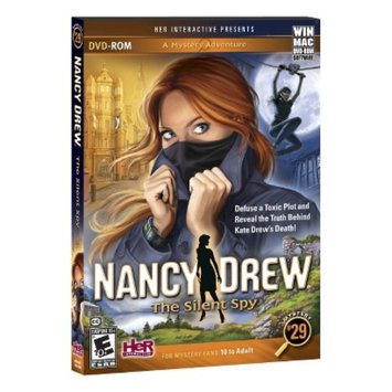 Her Interactive Nancy Drew: The Silent Spy (PC Game)