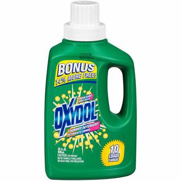 Oxydol Fresh Scent Liquid Laundry Detergent