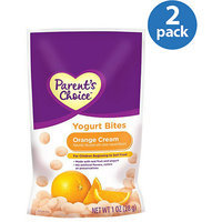 Parent's Choice Orange Cream Yogurt Bites