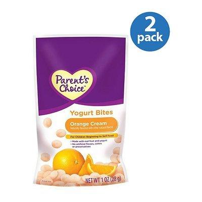 Parent's Choice Orange Cream Yogurt Bites