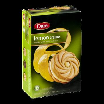Dare Cookies Lemon Creme