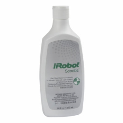 iRobot Scooba Hard Floor Cleaning Concentrate, 16 fl oz