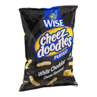 Wise Cheez Doodles Puffed