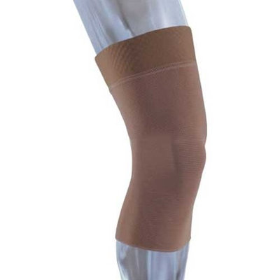 Medi-usa Medi Seamless Knit Knee Support: Beige 2X-Large