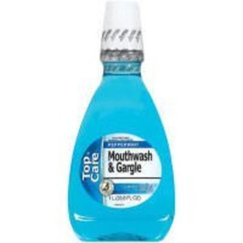 Top Care Peppermint Mouthwash (Case of 12)