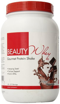 Beauty Fit Whey Gourmet Protein Shake, Hawt Chocolate, 32 Ounce