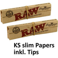 4 Raw K-s Organic Hemp Packs 32 Leaves Per Pack Include Filters Tips Natural Unrefined Hemp Rolling Paper