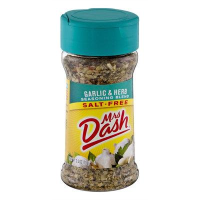 Mrs Dash Salt-Free Garlic & Herb Seasoning Blend