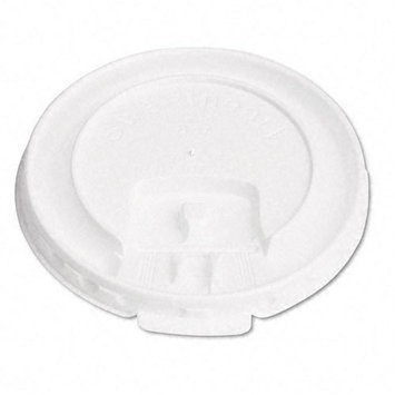 Solo Cups SOLO Liftback & Lock Tab Lids for for SLOX8J Travel Cups (Case of 2000)