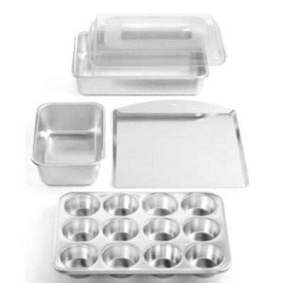 Nordic Ware 5pc Baking Set, Metallic, 1 ea