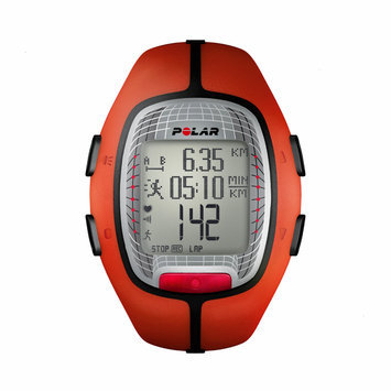 Polar RS300X Orange Heart Rate Monitor Watch