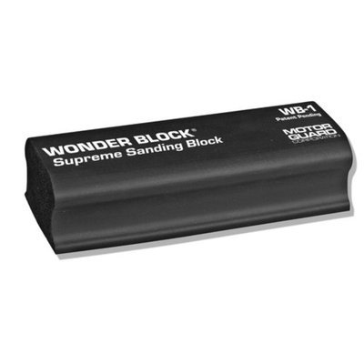 Motor Guard WB1 Wonder Block Sanding Block