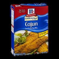 McCormick® Golden Dipt® Seafood Fry Mix Cajun