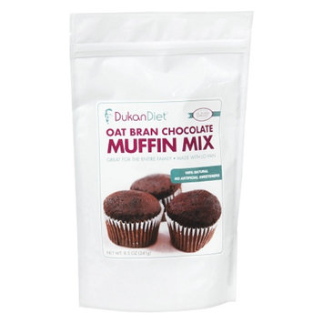Dukan Diet Muffin Mix Oat Bran Chocolate
