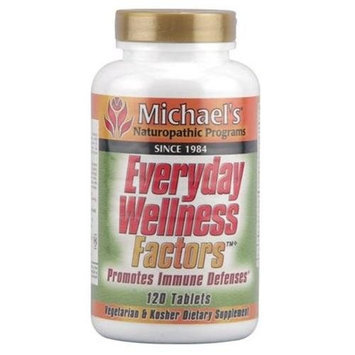 Michael's Naturopathic Everyday Wellness Factors (Replaces Immune System Factors)