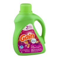 Gain Detergent Febreze Freshness Thai Dragon Fruit HE
