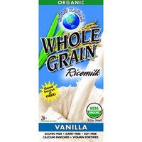Good Karma Whole Grain Rice Milk, Vanilla Flavor, 32-Ounce (Pack of 12)