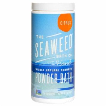 The Seaweed Bath Co. Wildly Natural Seaweed Powder Bath with Hawaiian Kukui Oil