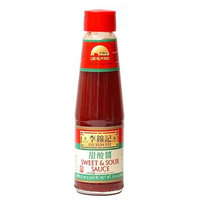 Lee Kum Kee Sweet & Sour Sauce, 8.5-Ounce Bottle (Pack of 4)