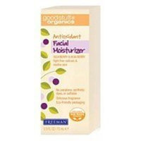 Freeman Beauty Freeman Good Stuff Organics Antioxidant Facial Moisturizer, Goji Berry & Acai Berry