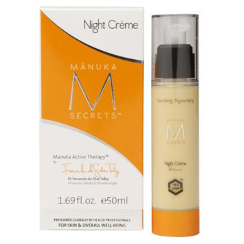 Manuka Secrets Night Creme, 1.69 oz.